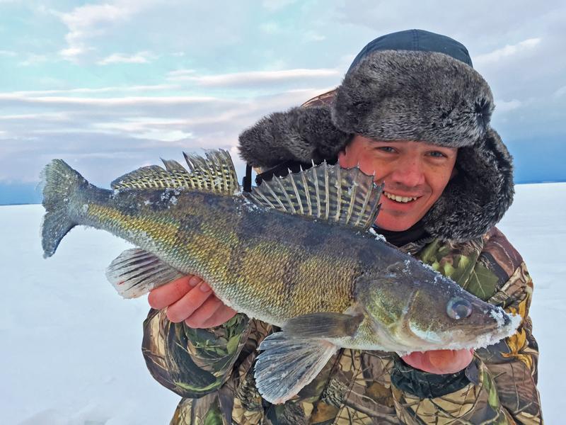 полярный рыбак